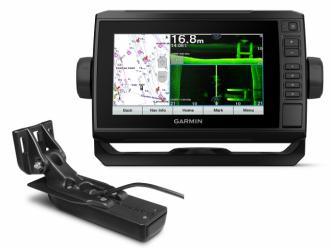 Garmin echoMAP UHD 72sv SideVu viistokaiku GT54UHD-TM peräpeilianturilla