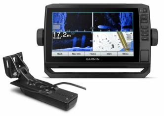 Garmin echoMAP UHD 92sv SideVu viistokaiku GT54UHD-TM peräpeilianturilla