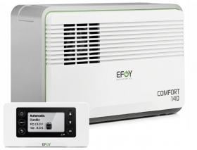 EFOY Comfort 140 polttokennojärjestelmä