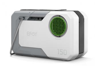 EFOY Comfort 150BT polttokennojärjestelmä