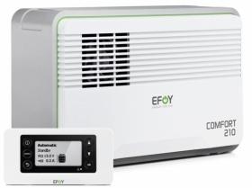 EFOY Comfort 210 polttokennojärjestelmä