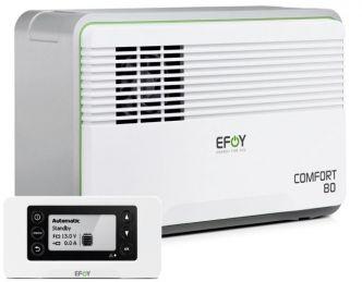 EFOY Comfort 80 polttokennojärjestelmä