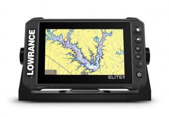 Lowrance ELITE FS 7 kaikuluotain/karttaplotteri