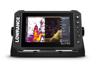 Lowrance ELITE FS 7 kaikuluotain/karttaplotteri Active Imaging 3-in-1 anturilla