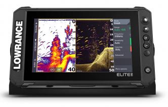 Lowrance ELITE FS 9 kaikuluotain/karttaplotteri Active Imaging 3-in-1 anturilla