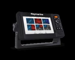 Raymarine Element 7 HV HV-100 peräpeilianturilla