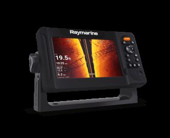 Raymarine Element 7 HV HyperVision kaikuluotaimella