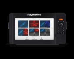 Raymarine Element 9 HV HyperVision kaikuluotaimella