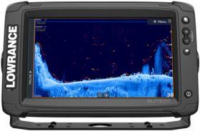 Lowrance ELITE-9 Ti2 Active Imaging kaikuluotain/karttaplotteri