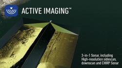 Lowrance ELITE-12 Ti2 Active Imaging kaikuluotain/karttaplotteri