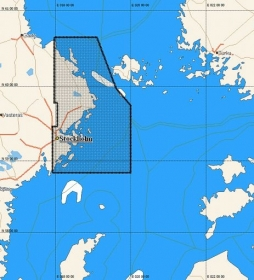 C-MAP MAX (EN-M267) Tukholman ympäristö (C-Card)