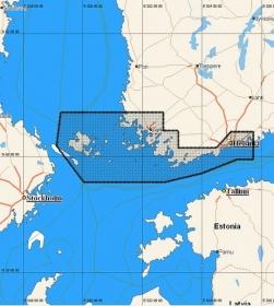 C-MAP MAX-N Läntinen Suomenlahti - Ahvenanmaa
