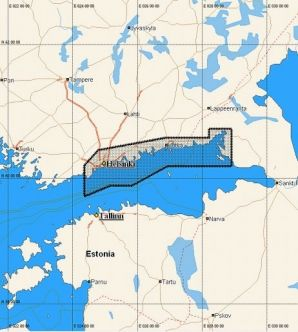 C-MAP MAX-N+ Itäinen Suomenlahti (M-EN-Y310)
