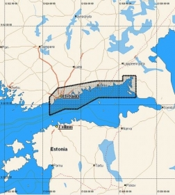 C-MAP MAX-N+ Itäinen Suomenlahti