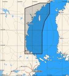 C-MAP 4D MAX Läntinen Selkämeri (EN-D341)