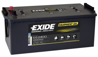 Exide EQUIPMENT GEL 210 Ah Akku
