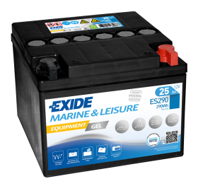 Exide EQUIPMENT GEL 25 Ah Akku