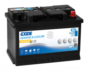Exide EQUIPMENT GEL 56 Ah Akku