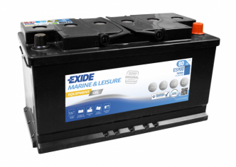 Exide EQUIPMENT GEL 80 Ah Akku