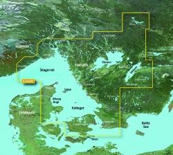 Garmin BlueChart g3 HD, HXEU042R Oslo-Trelleborg