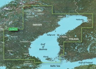 Garmin BlueChart g3 HD, HXEU047R Gulf of Bothnia