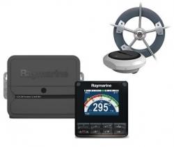 Raymarine Evolution EV-100 ruoripilottijärjestelmä