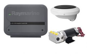 Raymarine Evolution EV-100 Hydraulipilotti ilman hallintalaitetta