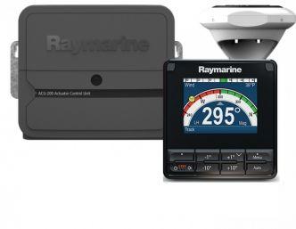 Raymarine Evolution EV-200 järjestelmä autopilotti P70s hallintalaitteella