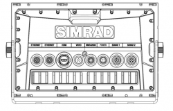 Simrad NSS12 evo3 4G tutkapaketti