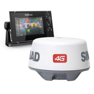 Simrad NSS7 evo3 4G tutkapaketti