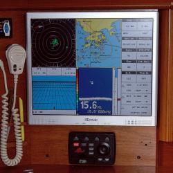 SEIWA Explorer 3 CUBE näyttökontrolleri