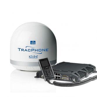 KVH TracPhone FB150 Inmarsat SatCom-järjestelmä