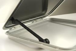 Gebo Kansiluukku FlushLine 500 x 370 mm, R42