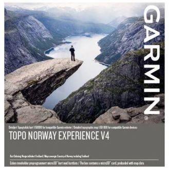Garmin TOPO Norway Experience PRO v4