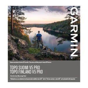 Garmin Topo Suomi v5 PRO