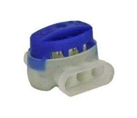 Geeliliitin 0,5-2,5 mm2 johdolle 5 kpl pakkaus