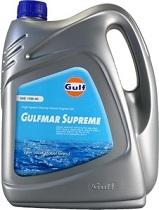 Gulf Gulfmar Supreme moottoriöljy 15W40, 4 litraa