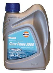Gulf Gulf Pride 3000 2-tahtiöljy, 1 litra
