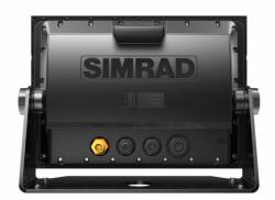 Simrad GO12 XSE kaikuplotteri Active Imaging 3-in-1 peräpeilianturilla