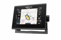 Simrad GO7 XSR kaikuplotteri Active Imaging 3-in-1 peräpeilianturilla
