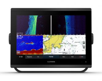 Garmin GPSMAP 1223xsv + GMR 18 HD+ tutka