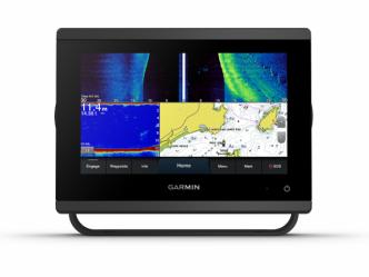 Garmin GPSMAP 723xsv + GMR 18 HD+ tutka