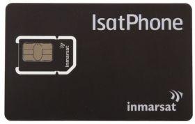 Inmarsat GSPS Prepaid SIM-kortti
