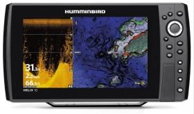 Humminbird Helix 10 CHIRP MEGA DI GPS G2N kaiku/plotteri