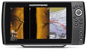Humminbird Helix 10 CHIRP SI MEGA GPS G2 viistokaiku/plotteri