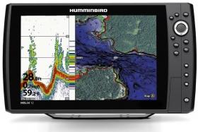 Humminbird Helix 12 CHIRP GPS G2N kaiku/plotteri