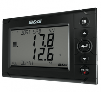 B&G H5000 Race näyttö