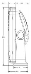 Lowrance HDS-12 Carbon Dual Chirp kaikuluotain/karttaplotteri ESITTELYLAITE