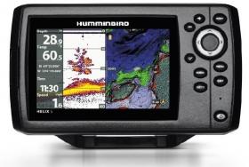 Humminbird Helix 5 CHIRP GPS G2 kaiku/plotteri
