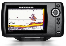 Humminbird Helix 5 Sonar G2 kaikuluotain
